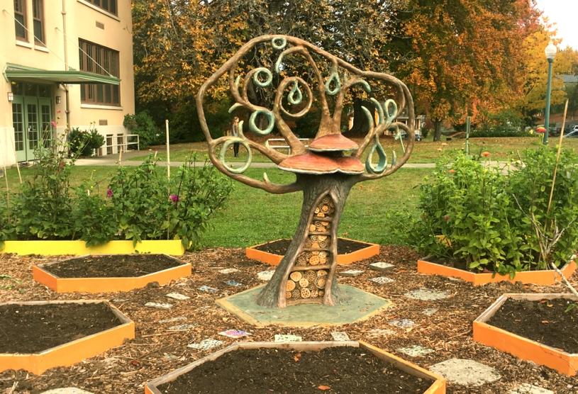 Pollinator Sculpture
